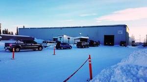 CRF Line of Winter Traffic